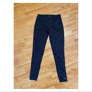 Duo Dry By Champion Leopard Leggings